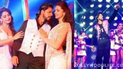 What went wrong at Shahrukh Khan and Madhuri Dixit's Dubai performance?