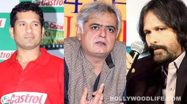 Hansal Mehta to make a biopic on Tendulkar?