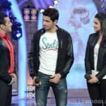 Bigg Boss 7 diaries day 98: Sidharth Malhotra and Parineeti Chopra promote Hasee Toh Phasee with Salman Khan