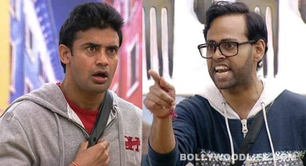 Bigg Boss 7: Is the Sangram Singh – VJ Andy dosti over?