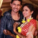 Ravi Dubey-Sargun Mehta wedding: The couple shows off their mehendi. View pics!