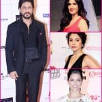 Katrina Kaif or Anushka Sharma - Who will be Shahrukh Khan's next co-star?