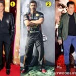 Shahrukh Khan is sexier than Salman Khan and Aamir Khan!