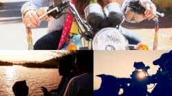 Shraddha Kapoor driving a bike like katrina kaif