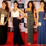 Deepika Padukone, Sunny Leone and Shilpa Shetty: The best dressed at Big Star Entertainment Awards!