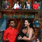 Sunny Leone gets funny on Comedy Circus. View pics!