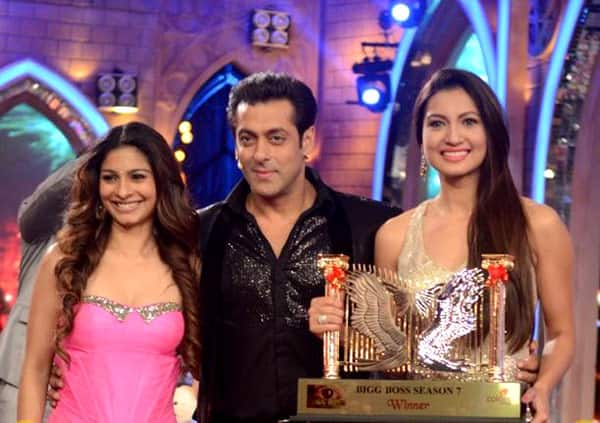 Bigg Boss 7: Salman Khan was not biased, says Tanishaa Mukherji