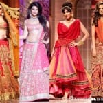 Jacqueline Fernandez, Aditi Rao Hydari make the perfect bride at the Aamby Valley Indian Bridal Fashion Week 2013!
