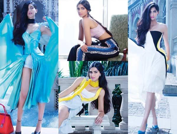 Sonam Kapoor: Sexy, sassy and stylish as always!