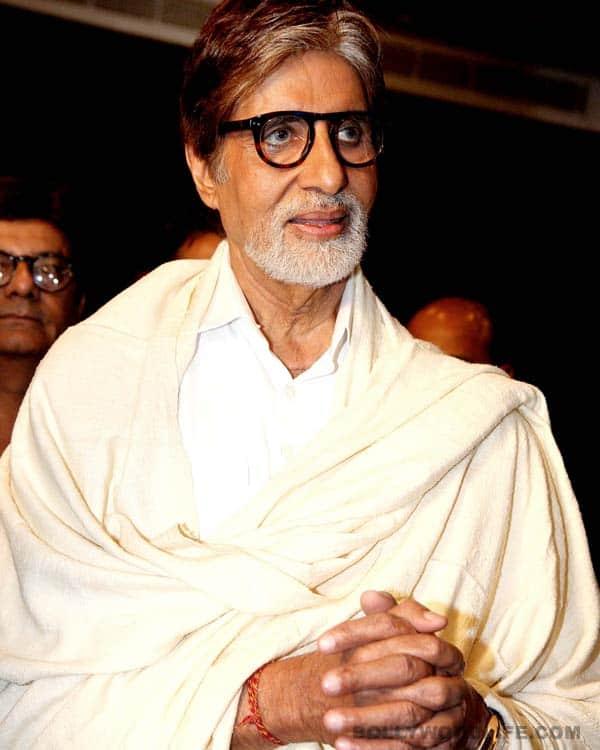 Will Amitabh Bachchan help a struggling scriptwriter?