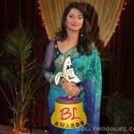 The 3rd BollywoodLife Awards 2013: Archana wins Television's Ageless Beauty Award