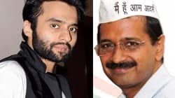 Arvind Kejrival trying to copy Jackky Bhagnani