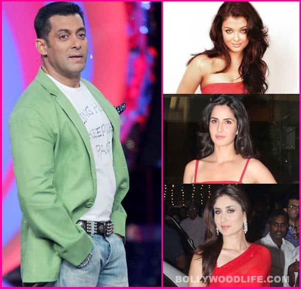Salman Khan: Aishwarya Rai is the most stunning woman!