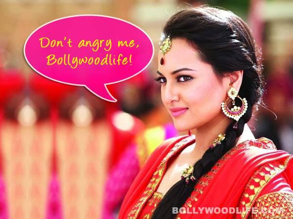 When I met Sonakshi Sinha…