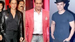 Shahrukh Khan, Salman Khan and Aamir Khan's New Year's plan