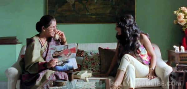 What The Fish quick movie review: Dimple Kapadia does justice to her loud character