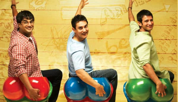 Aamir Khan's 3 Idiots nominated for Japan Academy Awards!
