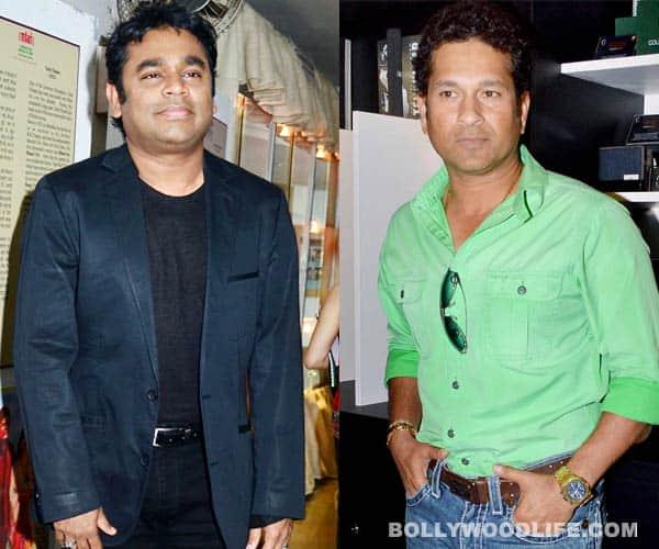 Sachin Tendulkar inspires AR Rahman!