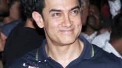 Aamir Khan on a vacation
