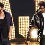 Ajay Devgn matches steps with Prabhu Dheva in Action Jackson