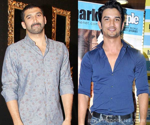 Are Aditya Roy Kapur and Sushant Singh Rajput at loggerheads?