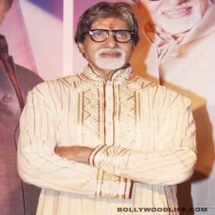 Amitabh Bachchan dubs a tribute for KA Abbas centenary