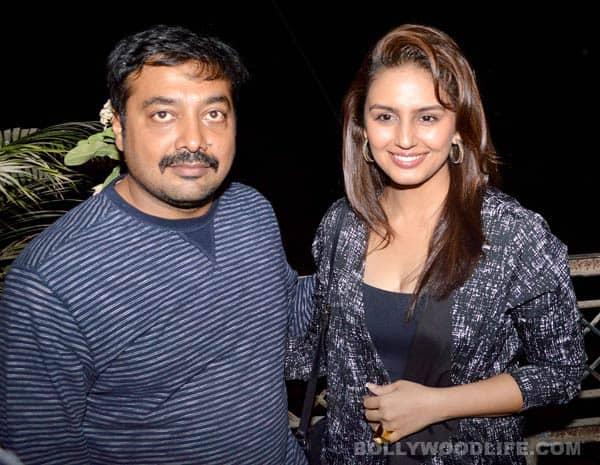 Anurag Kashyap and Huma Qureshi spotted together!
