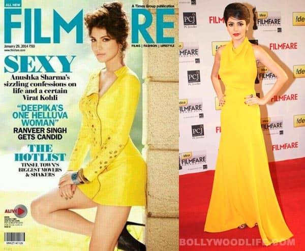 Anushka Sharma: Fresh n' young in yellow!