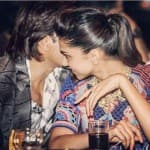 What was Ranveer Singh whispering into Deepika Padukone's ears? View pics!