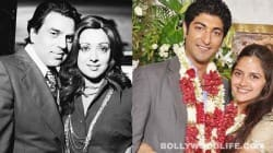 What is special about Hema Malini's daughter Ahana Deol's wedding invite?
