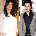 Are Ekta Kapoor and Karan Johar dating?