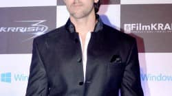 Hrithik Roshan angry with media