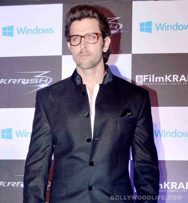 Why is Hrithik Roshan angry with the media?