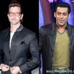 Have Hrithik Roshan and Salman Khan buried the hatchet?