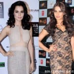 Is Kangana Ranaut competing with Bipasha Basu in the horror genre?