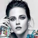 Kristen Stewart poses nude for a perfume ad
