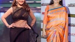 Madhuri Dixit all praise for Vidya Balan