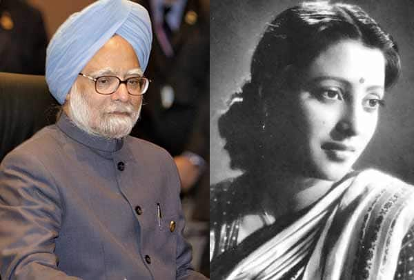 Manmohan Singh: Suchitra Sen carved a special niche in the hearts of millions