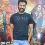 Is Prabhu Dheva really homeless?