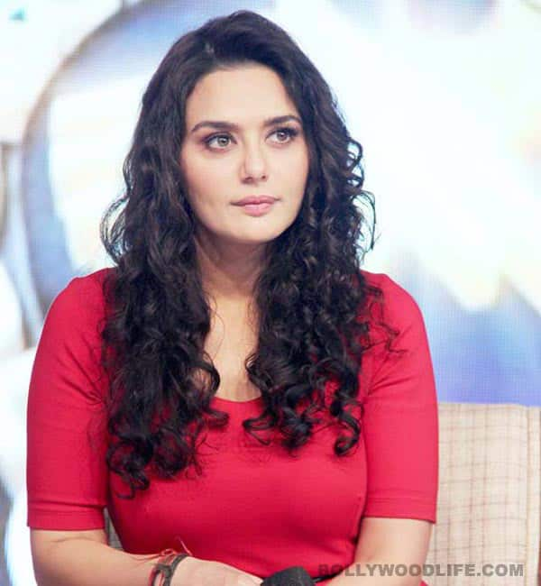 Is Preity Zinta really not dating anyone?