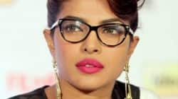 What happened to Priyanka Chopra while shooting for Gunday?