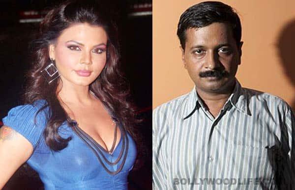 Rakhi Sawant calls Arvind Kejriwal an item boy!