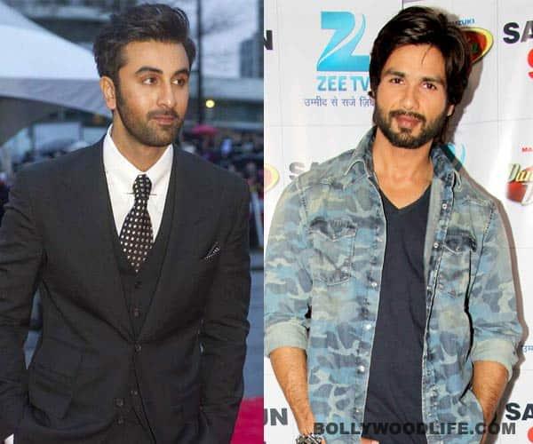 Will Ranbir Kapoor overshadow Shahid Kapoor at the box office?