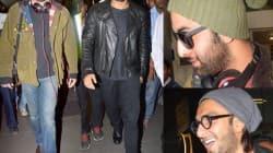 Ranveer Singh apes Ranbir Kapoor!
