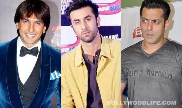 Ranveer Singh beats Ranbir Kapoor to replace Salman Khan as the host of Bigg Boss 8?