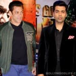 Sherbet with Salman Khan: What did the Jai Ho star ask Karan Johar?