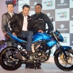 Why has Salman Khan decided to gift a new bike to his fan?