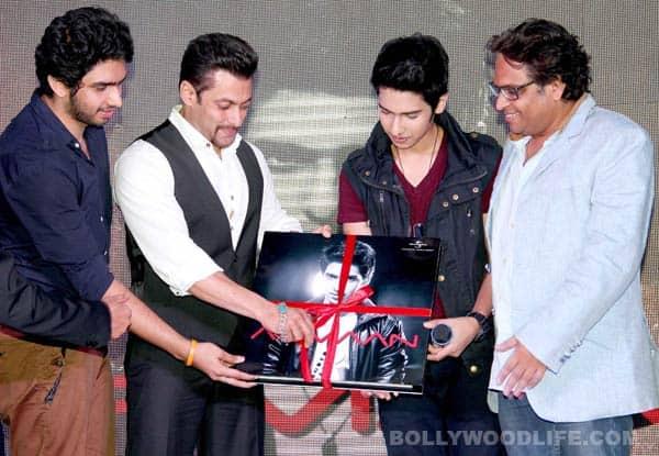 Why did Salman Khan launch Armaan Malik's debut album?