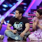 Salman Khan's bracelet to Nach Baliye 6 contestant - a gift or promotional gimmick?