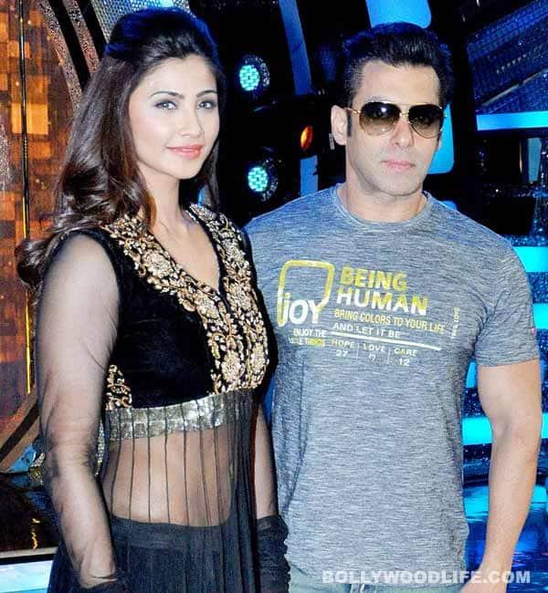 Is Daisy Shah upset with SalmanKhan?